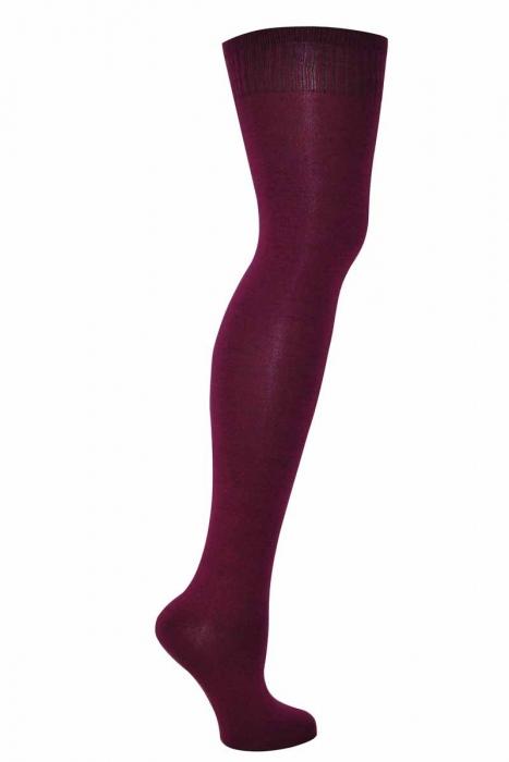 Frauen-Knie hohe Baumwollstrümpfe
