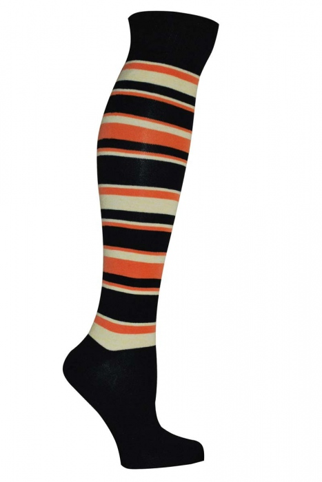 Frauen-Knie hohe Wollsocken