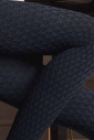 Figural Strumpfhosen 80 den Omsa 3380