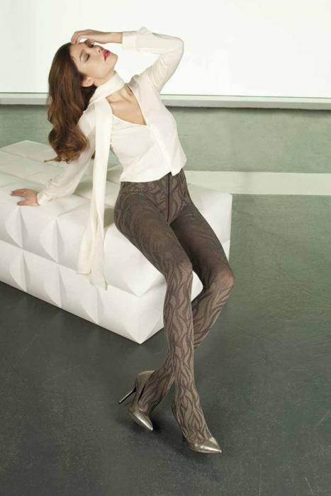 Fashion Figural Tights Charango Trasparenze