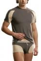 Männer-T-Shirt aus Baumwolle Lycra Herrn 282