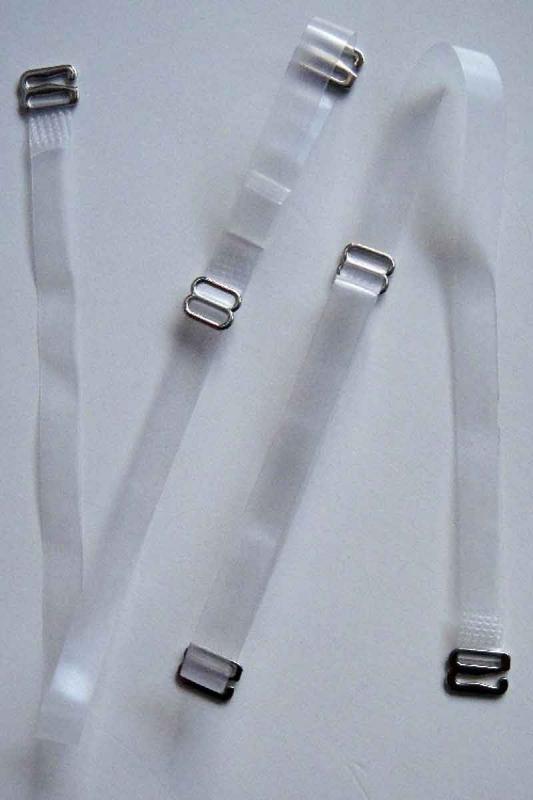 Silikon-Riemen mit Metall-Spitze für Bras