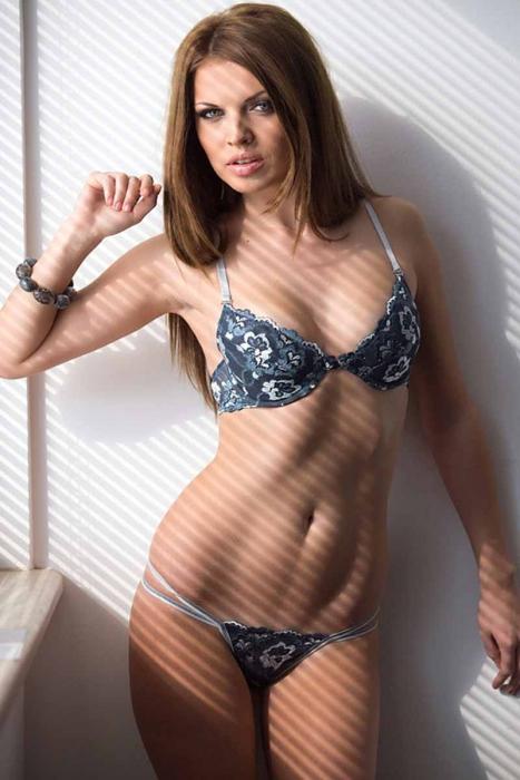 Lace Set Bra & G-String Panties 5610-737
