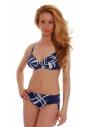 Bikini-Set Typ weichen Cup BH & kurze Boyshorts Stil 1796