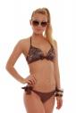 Bikini Set Dreieck & brasilianischen Bikini Böden 1771