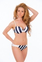 Bikini-Set Form Tasse Push up Bikini flachen Böden 1198
