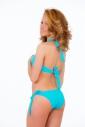 Bikini Set schonende Strom vorderen Schleifen binden Seitenböden 1199