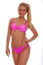 Bikini Set Push up mit Spitze & dünne Krawatte Seite 1155