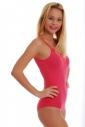 Frauen-Bodysuit Thin Bügel-Weste-Bikini-Art 1360