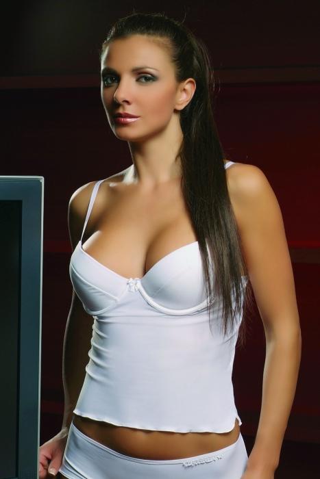 Ladies Womens Padded Push Up Bra Vest Top 1202
