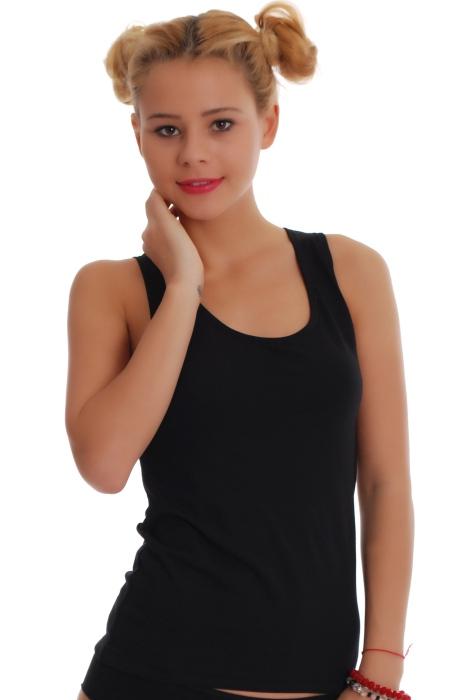 Frauen Baumwollweste breite Schultergurt 1205