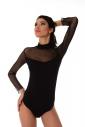 Baumwoll-Frauen-extravaganter Bodysuit 1357