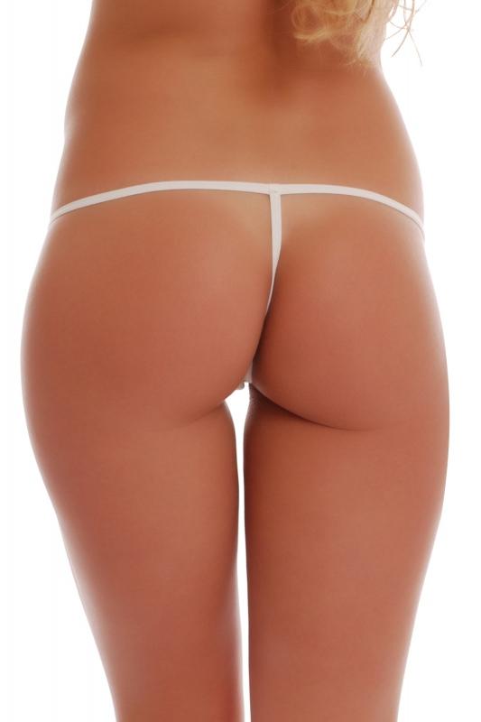 Cotton Panties G-String Stil mit Strip Zurück 1016