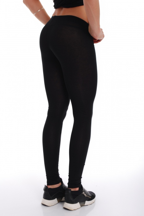 Damen Leggings Baumwolle Lycra 1501