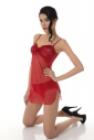 Spitze mit Tulle Babydoll 883