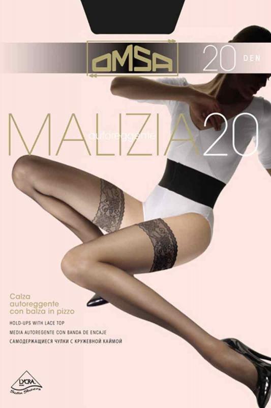 Silikon Sock Classic 20 Den Omsa 258