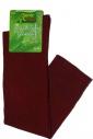 Frauen monochromatische 3/4 Bambus Socken