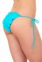 Bikini-Unterseiten Brasilianische Tanga-Art reizvolle Locken 117