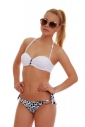 Bikini Set Push up Balconette & Bikini Böden 1785