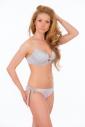 Bikini-Set Hard Cup & Bunte Bikini-Unterteile 1191