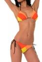 Bikini Set weiches Dreieck & dünne Krawatte Bikini Böden 1157