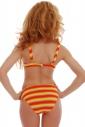 Bikini-Set weiche Tasse BH tief kurz 1196