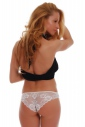 Brasilianische Schlüpfer Lace Cotton 1077