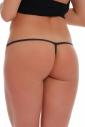 Baumwolle G-String Style Panties mit Srip Rücken 1105